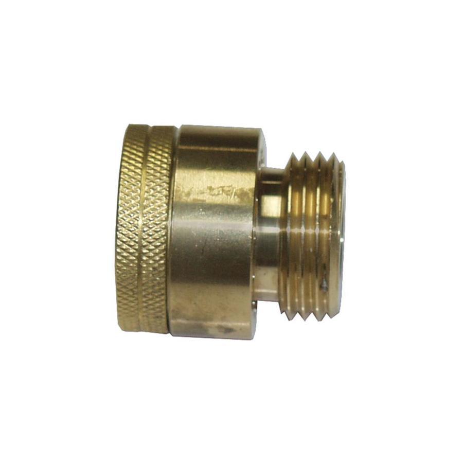 Proplumber 3 4 In Brass Female In Line Vacuum Breaker Ebay
