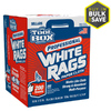 SELLARS 200-Count White Rags