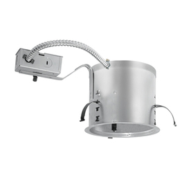 Juno Remodel Airtight IC Shallow Recessed Light Housing (Common: 6-in; Actual: 6.75-in)