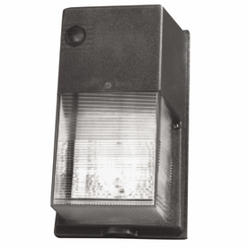 Shop Utilitech 70 Watt Bronze Dusk to Dawn Security Light
