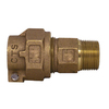 Legend Valve 4-Pack 1-in Brass Couplings