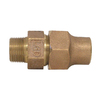 Legend Valve 10-Pack 3/4-in Brass Couplings