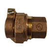 Legend Valve 3/4-in x 3/4-in Compression Female Adapter Coupling Fitting