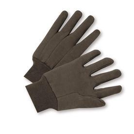 Blue Hawk Large Men's Cotton Work Gloves