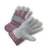 Blue Hawk 3-Pack Large Male Leather Work Gloves
