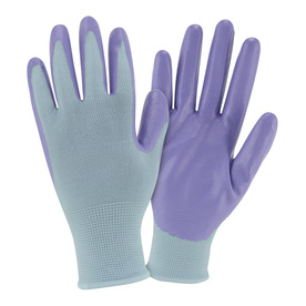 Style Selections Large Ladies' Cotton Work Gloves