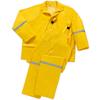 West Chester 3-Piece X-Large Yellow Rain Suit