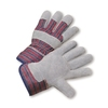 Blue Hawk 3-Pack Large Men's Leather Work Gloves