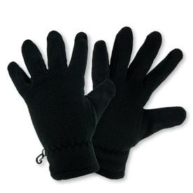 West Chester Medium Unisex Black Cotton Insulated Winter Gloves