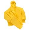 West Chester 2-Piece X-Large Yellow Rain Suit