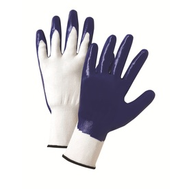 Blue Hawk 5-Pack Large Men's Work Gloves