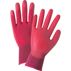Style Selections 3-Pack Medium Ladies Garden Gloves