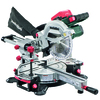 Metabo Cordless 8-1/2-in 6.2-Amp Single Bevel Sliding Laser Compound Miter Saw