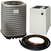 Kelvinator JS4BD Commercial/Residential 3.5-Ton 13-SEER Central Air Conditioner