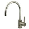 Kingston Brass Concord 1-Handle Single Hole Bathroom Faucet