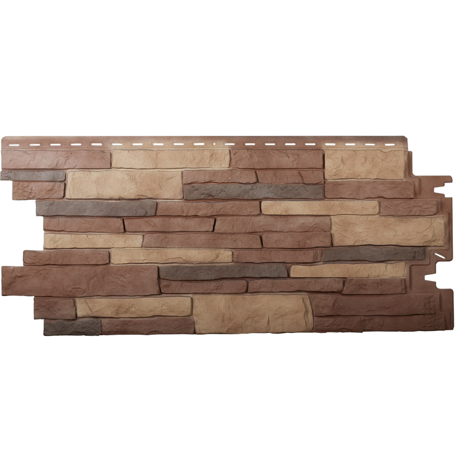 Interior Stone Veneer Products : Shop exteria building products stone veneer at lowes