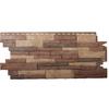 Exteria Building Products Stacked Stone Premium Santa Fe Faux Stone Veneer