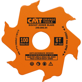 CMT 4-in 8-Tooth Continuous Circular Saw Blade