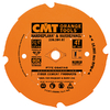 CMT 7-1/4-in 4-Tooth Continuous Circular Saw Blade
