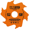 CMT 4-in 6-Tooth Continuous Circular Saw Blade