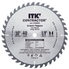 CMT 12-in 40-Tooth Continuous Circular Saw Blade