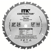 CMT 12-in 24-Tooth Continuous Circular Saw Blade