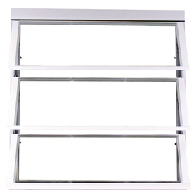 Shop West Palm 800 Series Horizontal Aluminum Single Pane