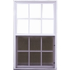 West Palm 38-in x 63-1/2-in 500 Series Aluminum Single Pane Replacement Single Hung Window