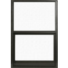 West Palm 580 Series Aluminum Single Pane Single Strength Replacement Single Hung Window (Rough Opening: 27.5-in x 39.375-in; Actual: 26.5-in x 38.375-in)