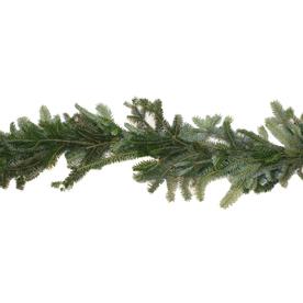 15-ft Fresh-Cut Fraser Fir Christmas Garland