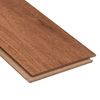 Style Selections 5-in W Prefinished Oak Locking Hardwood Flooring (Brown)