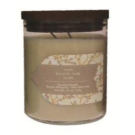 allen + roth 16 oz Vanilla Ivory Jar Candle