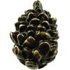 Sierra Bronzed Black Round Cabinet Knob