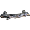 Sierra 3-in Center-to-Center Pewter Rustic Cabinet Pull