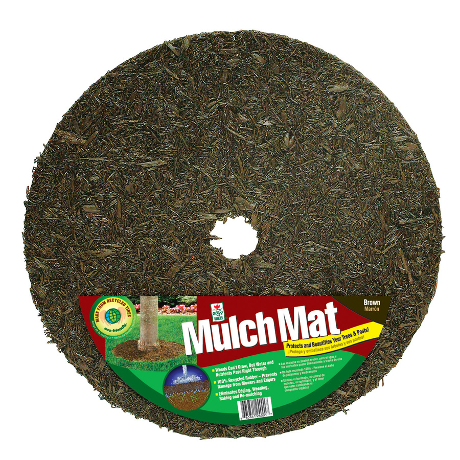 Rubber Mulch Tree Ring Home Depot