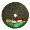 Perm-A-Mulch Rubber Mulch 2-ft Brown Tree Ring