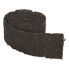 Perm-A-Mulch Rubber Mulch 8-ft Brown Landscape Edging Roll