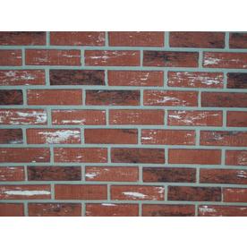Shop z brick 2 3 in x 8 in inca used individual piece for 1 2 inch brick veneer
