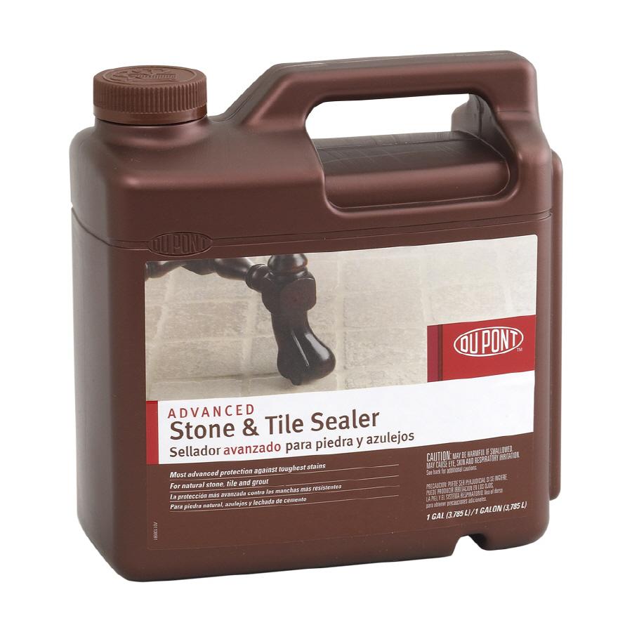 Shop dupont 1 gallon advanced stone tile sealer at for Dupont exterior protection reviews