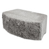 Slate Split Face Basic Retaining Wall Block (Common: 16-in x 6-in; Actual: 16-in x 6-in)