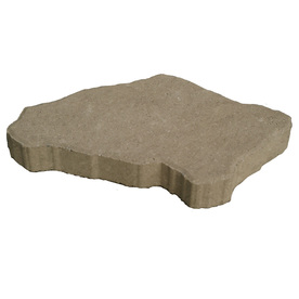 Tan Charcoal Canyon Patio Stone (Common: 18-in x 12-in; Actual: 12-in x 18-in)