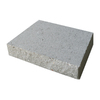 Slate Color in A Split Face Basic Concrete Retaining Wall Cap (Common: 16-in x 3-in; Actual: 16-in x 3-in)