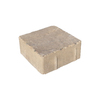 Brown Stone Square Concrete Paver (Common: 6-in x 6-in; Actual: 5.5-in x 5.5-in)