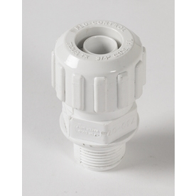 FLO Control 3/4-in Dia. Round Adapter