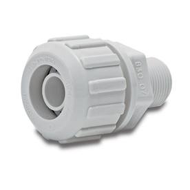 FLO Control 1-in Dia Round Adapter