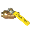 Apollo 1/2-in Brass Sweat In-Line Ball Valve