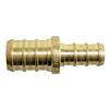 Apollo 1/2-in x 3/8-in dia Brass PEX Coupling Crimp Fitting
