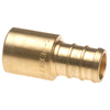 Apollo 1/2-in dia Brass PEX Male Adapter Crimp Fitting