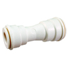 Blue Hawk 1/2-in x 3/8-in dia PEX Coupling Compression Fitting