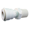 Blue Hawk 3/8-in x 1/2-in dia PEX Adapter Compression Fitting